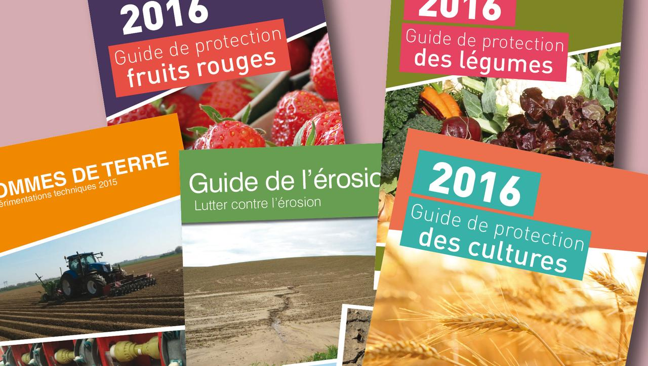 Publications techniques chambre d 39 agriculture nord pas - Chambre d agriculture pas de calais ...
