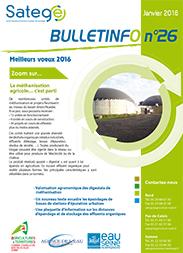 Bulletinfo n 26 chambre d 39 agriculture nord pas de calais - Chambre d agriculture pas de calais ...