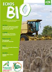 Bulletin echos bio n 24 chambre d 39 agriculture du nord for Chambre agriculture nord