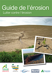 Guide de la lutte contre l 39 rosion des sols chambre d for Chambre agriculture nord
