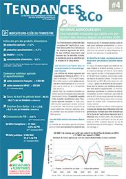 Bulletin tendances co de septembre 2015 chambre d for Chambre agriculture nord