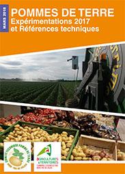 Exp rimentations et r f rences techniques pommes de terre for Chambre agriculture nord